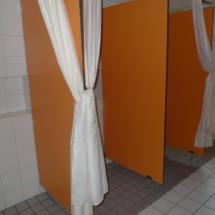 Duschen Nachthaus