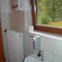 WC-Waschbecken Nachthaus