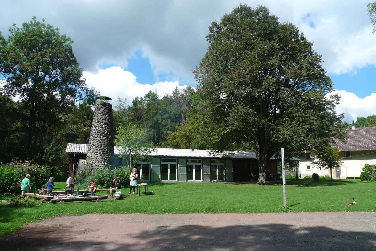 Herbsttreffen auf der Haslachmühle