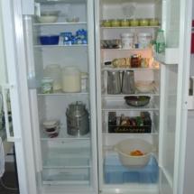 Zwei Großkühlschränke